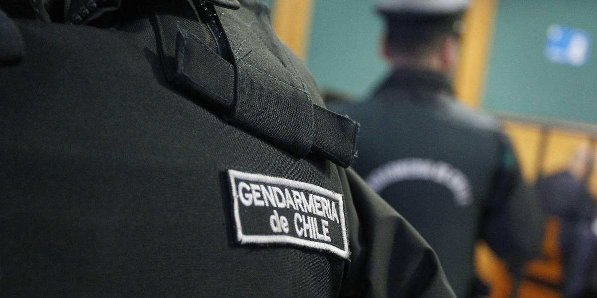 Denuncian que gendarmes torturaron a un reo en Copiapó