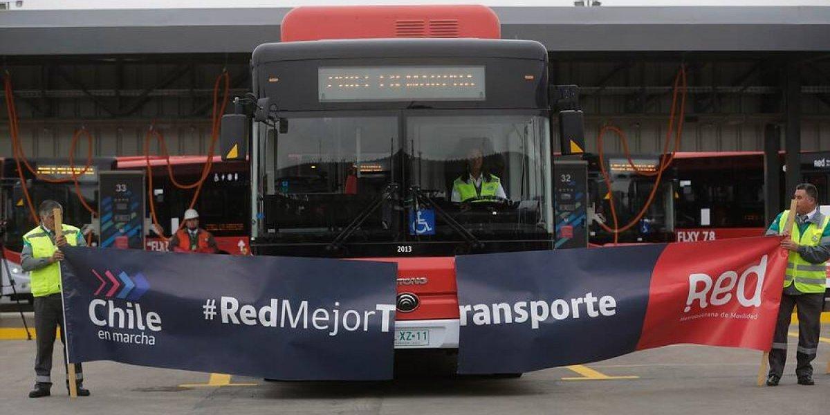 Red suma nuevo electroterminal en Bajos de Mena y anuncia nuevo recorrido que operará sólo con buses eléctricos