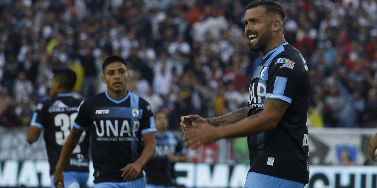 """Matías Donoso criticó fuertemente el arbitraje del duelo ante Colo Colo: """"Tienen que hacer cagadas cada partido"""""""