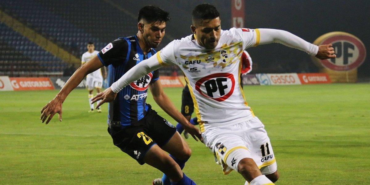 Huachipato y Coquimbo decepcionaron y protagonizaron un apagado empate sin goles