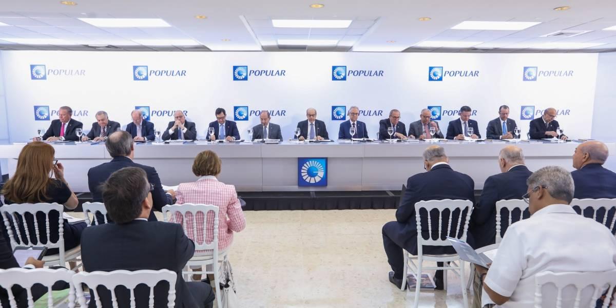 Banco Popular Dominicano celebra asamblea de accionistas