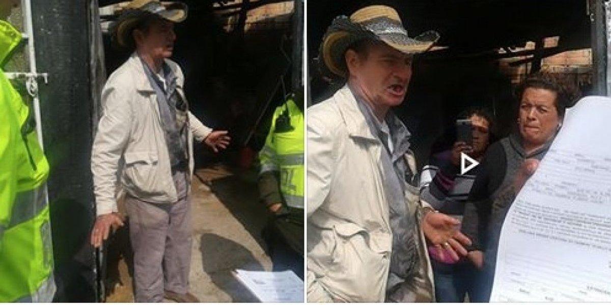 FOTOS: denuncian al 'Monstruo de Monteblanco' por aberrantes actos de maltrato animal en Bogotá