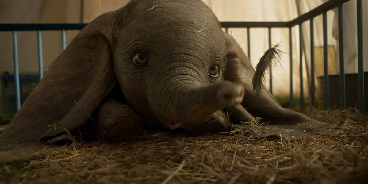 Dumbo sin tomar mucho vuelo durante su estreno
