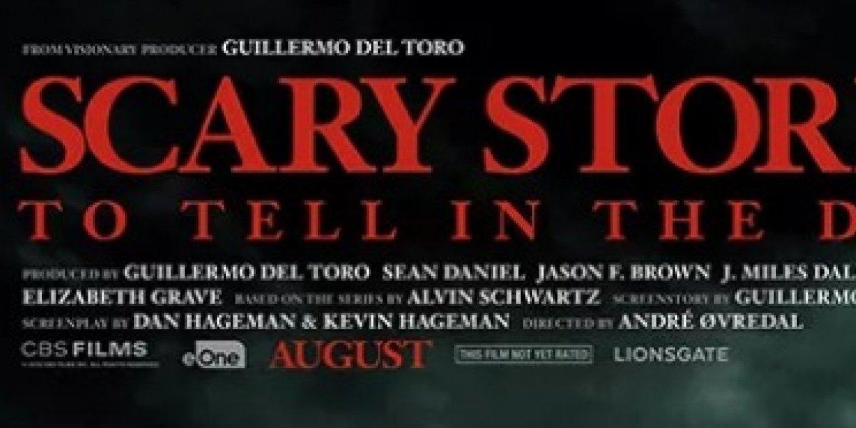 "Netflix: Guillermo del Toro presenta el primer tráiler de""Scary stories to tell in the dark"""