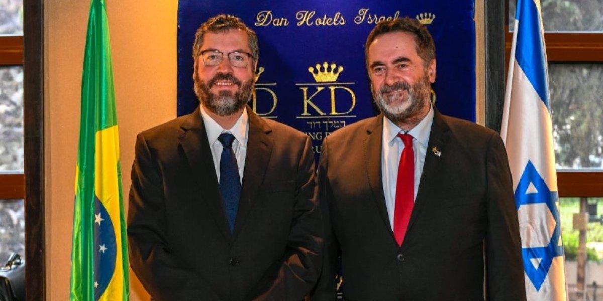 """Com visita de Bolsonaro, Israel diz que Brasil abre """"escritório diplomático"""" em Jerusalém"""