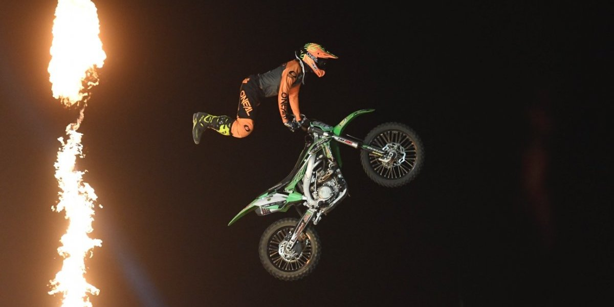 Estrellas del Freestyle elevan la adrenalina de los guatemaltecos