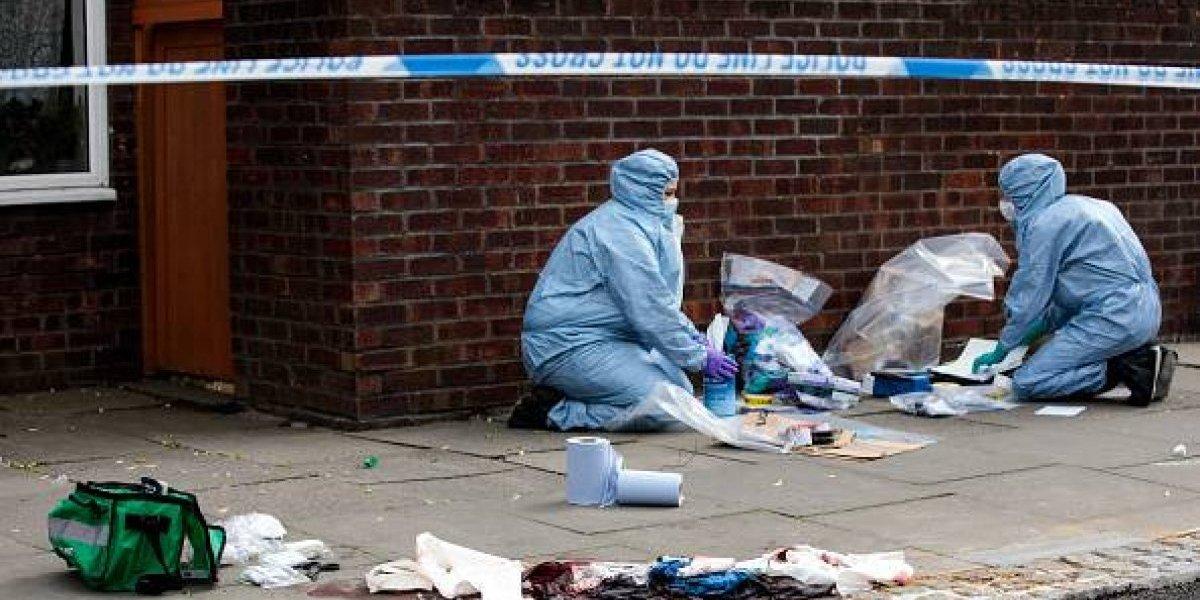 """""""Fue un completo baño de sangre"""": cuatro nuevos ataques en la peor epidemia de crímenes que afecta al Reino Unido"""