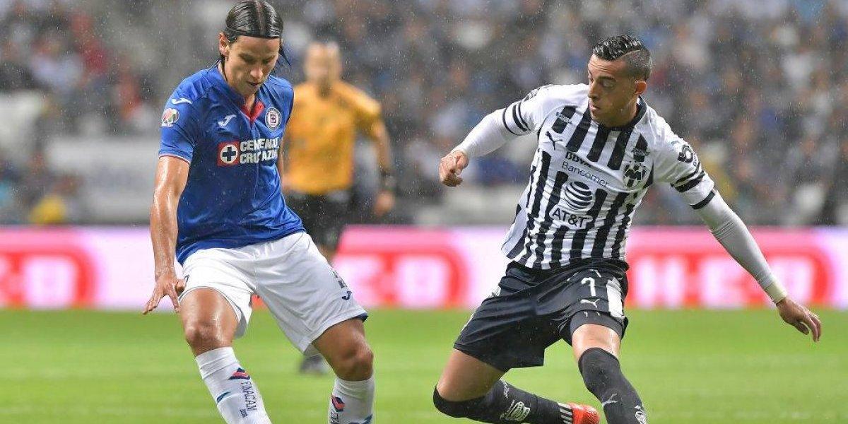 Igor Lichnovsky marcó un gol y fue una de las figuras en el empate entre Cruz Azul y Monterrey