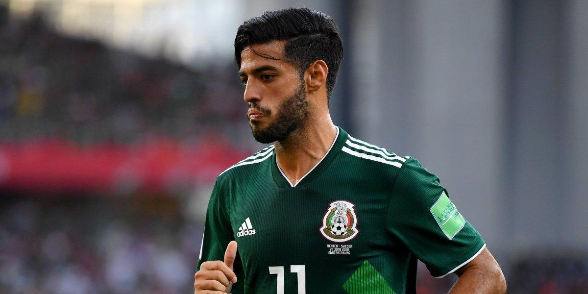 ¿Se despide Carlos Vela de la Selección mexicana?
