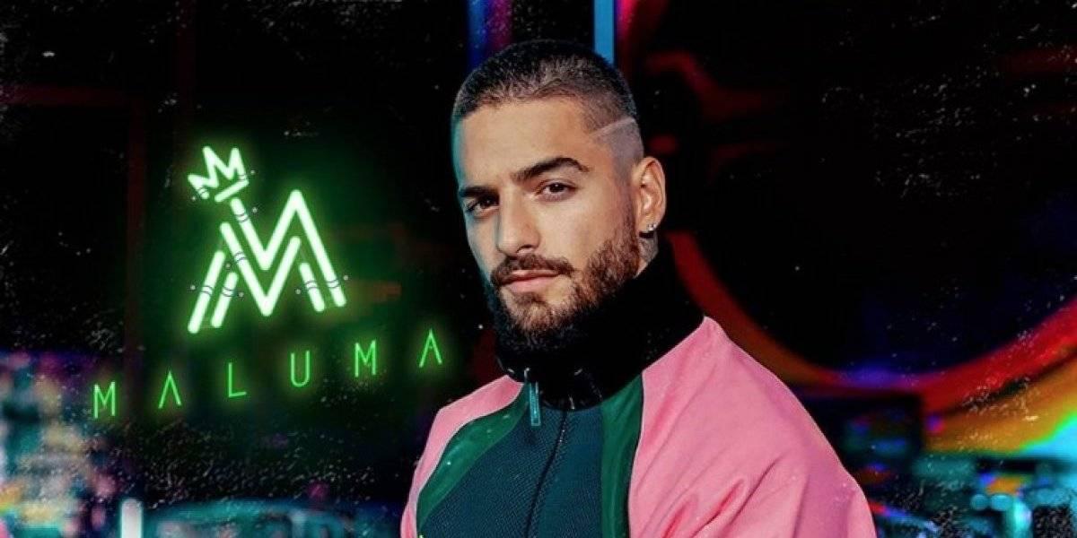 Maluma revela la inspiración para su nombre