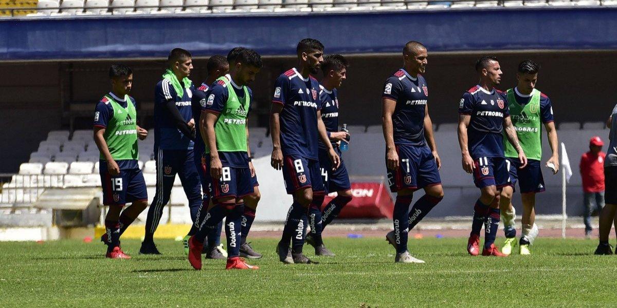 El despilfarro y la sequía goleadora de los delanteros de la U agudiza su crisis deportiva e institucional