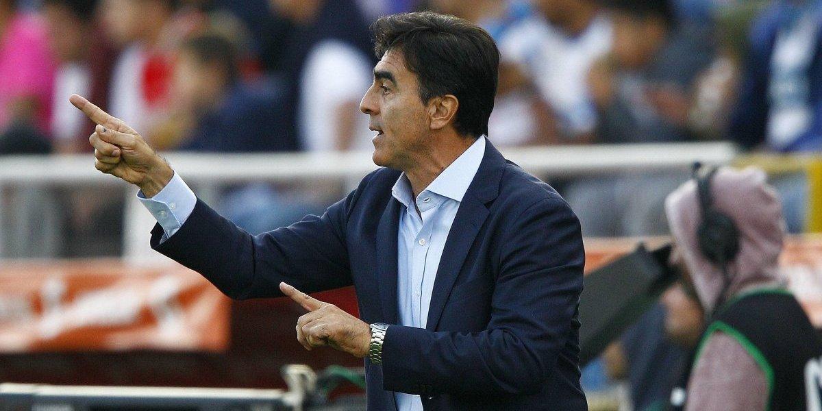 """Quinteros no se preocupa por el empate de la UC: """"Tenemos la motivación a tope"""""""