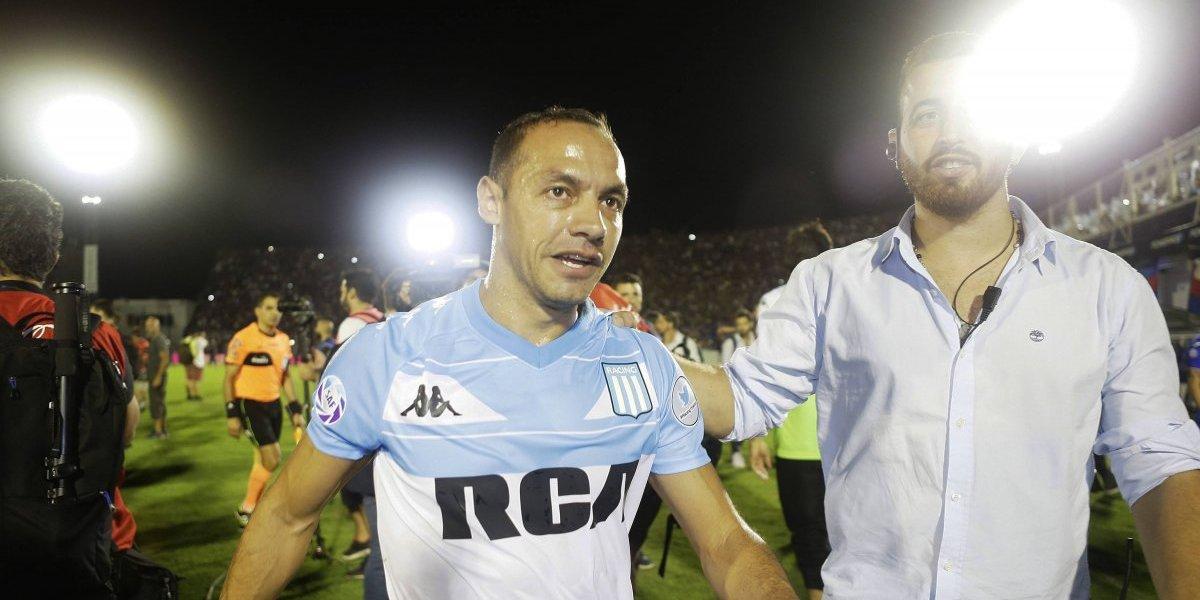 Arias, Díaz y Mena se sumaron al selecto grupo de chilenos campeones en Argentina
