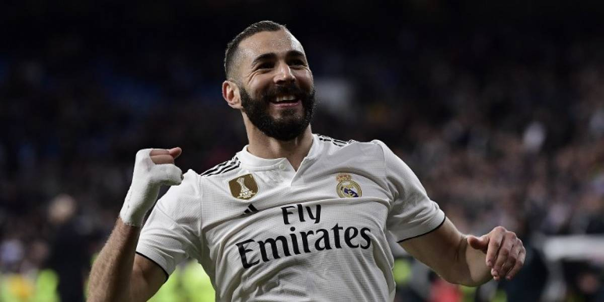 El Madrid de Zidane vuelve a ganar gracias a un gol in extremis de Benzema