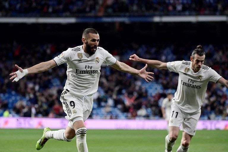 Gol de Benzema contra el Huesca