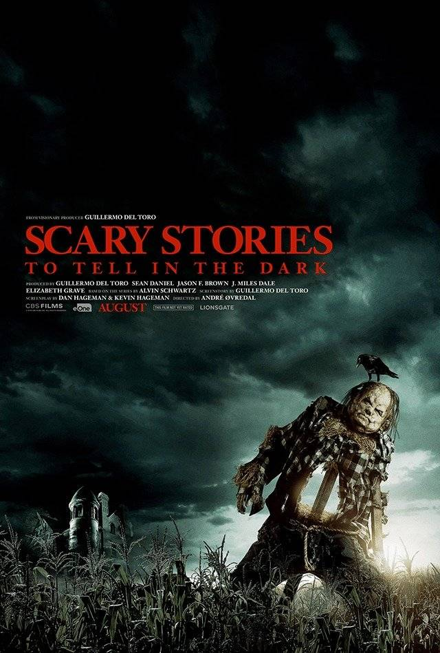 Scary stories to tell in the dark""