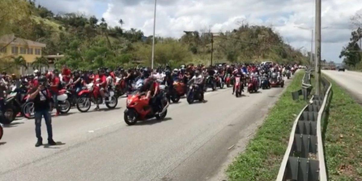 120 mil motoras se guían ilegalmente en Puerto Rico