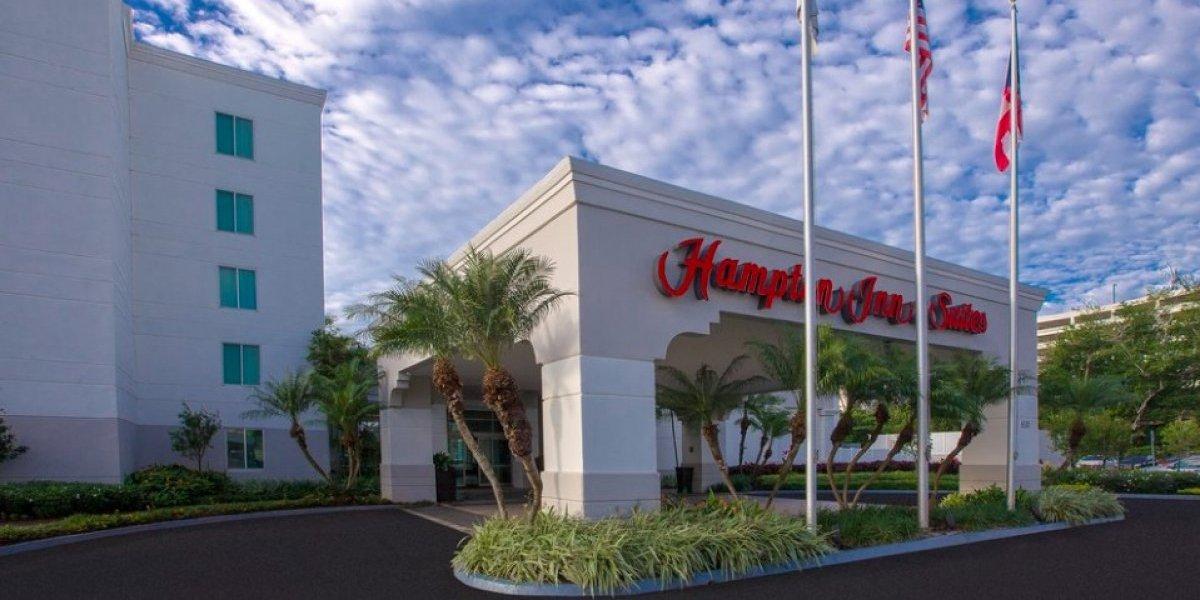 Hampton Inn de San Juan: Entre los mejores hoteles por su calidez y servicio