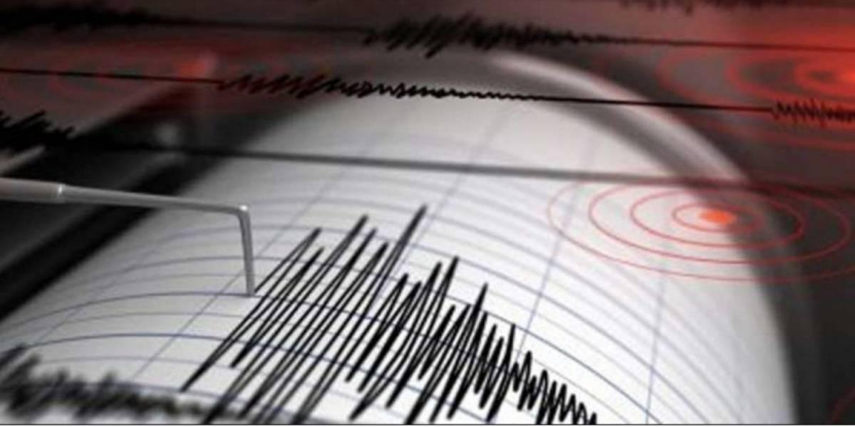 Reportan fuerte sismo en varios puntos del territorio nacional