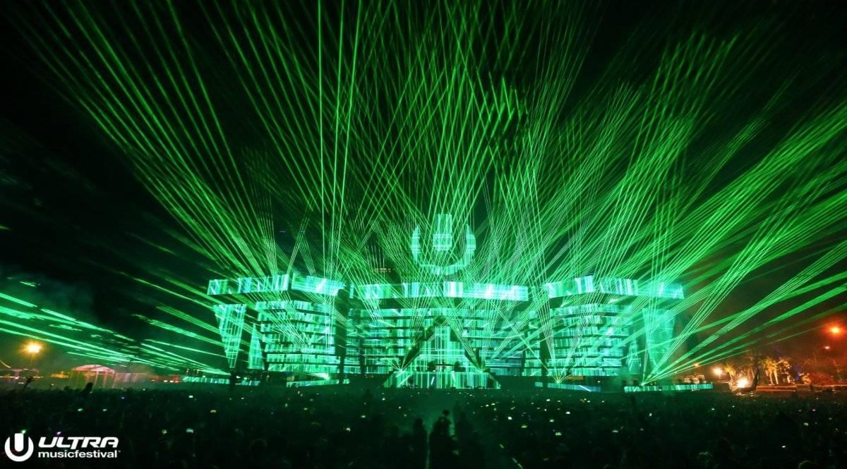 Miles de personas pudieron disfrutar de tres días de diversión y música Twitter: @ultra
