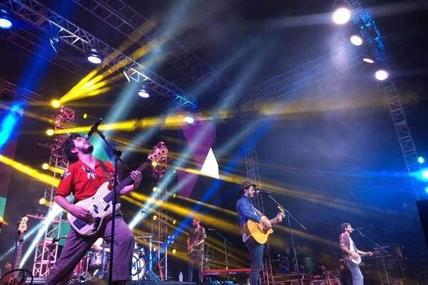 Morat: Así se vivió el concierto de la banda junto a Paty Cantú en Quito