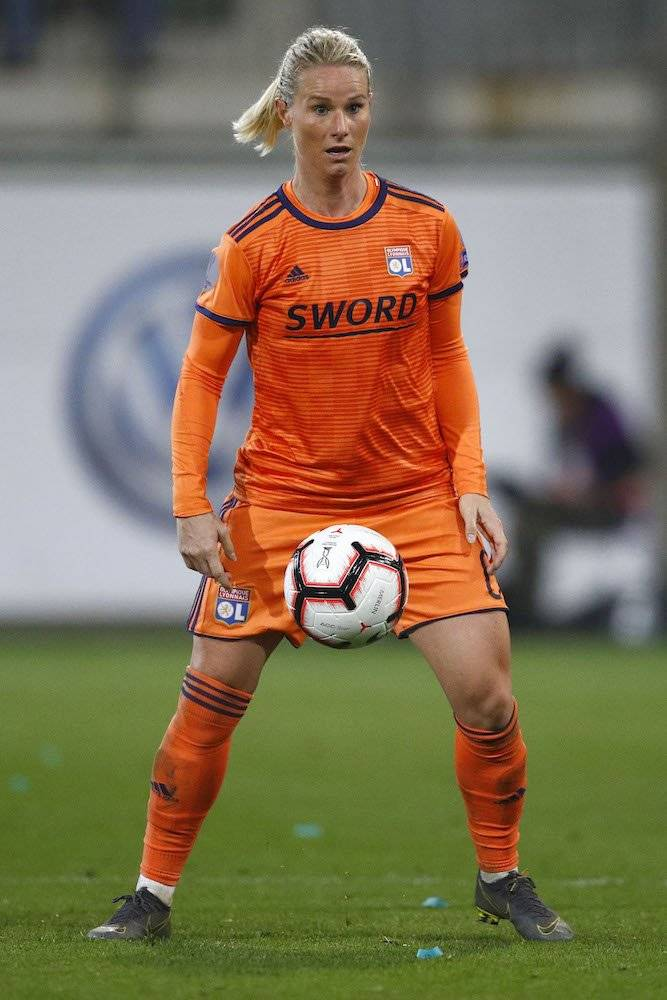 Amandine Henry Getty Images