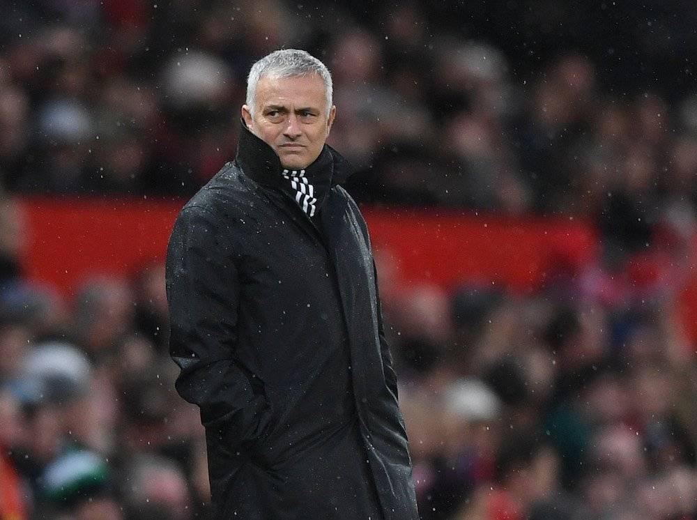 José Mourinho Getty Images