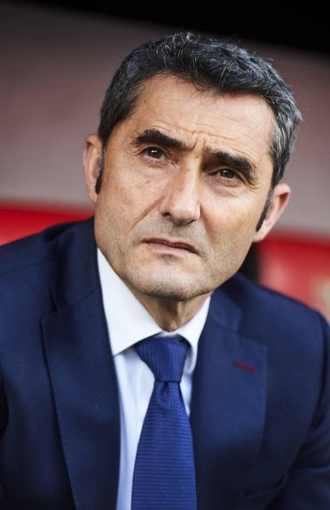 Ernesto Valverde Getty Images