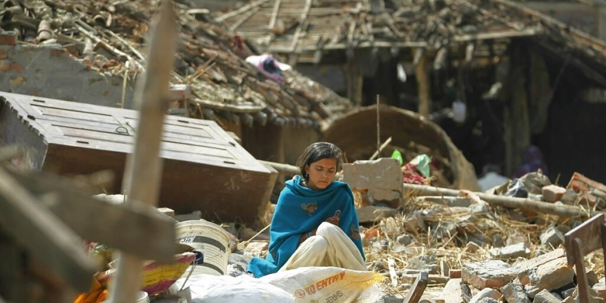 Fuertes tormentas dejan al menos 28 muertos y cientos de heridos en Nepal