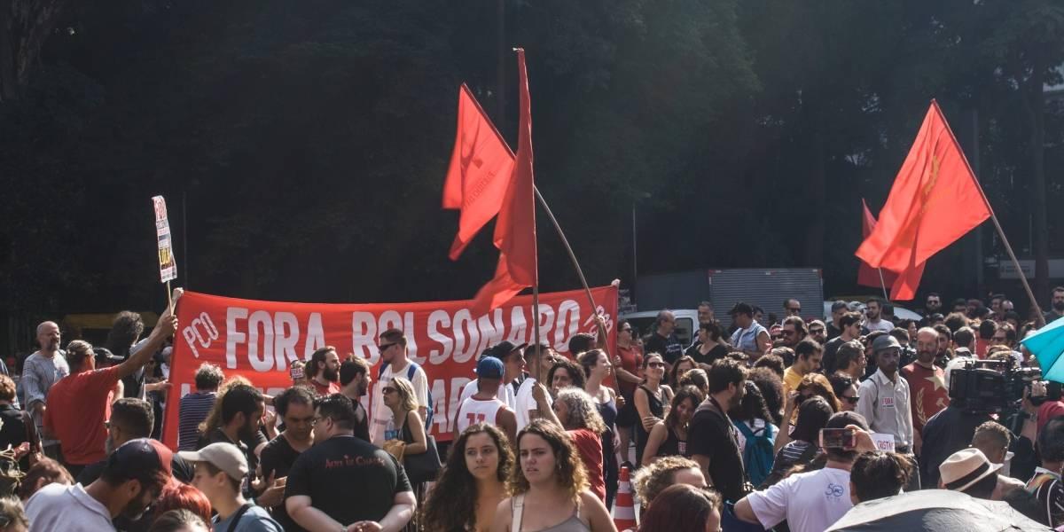 Manifestações contra e a favor do golpe militar terminam em confusão em várias capitais