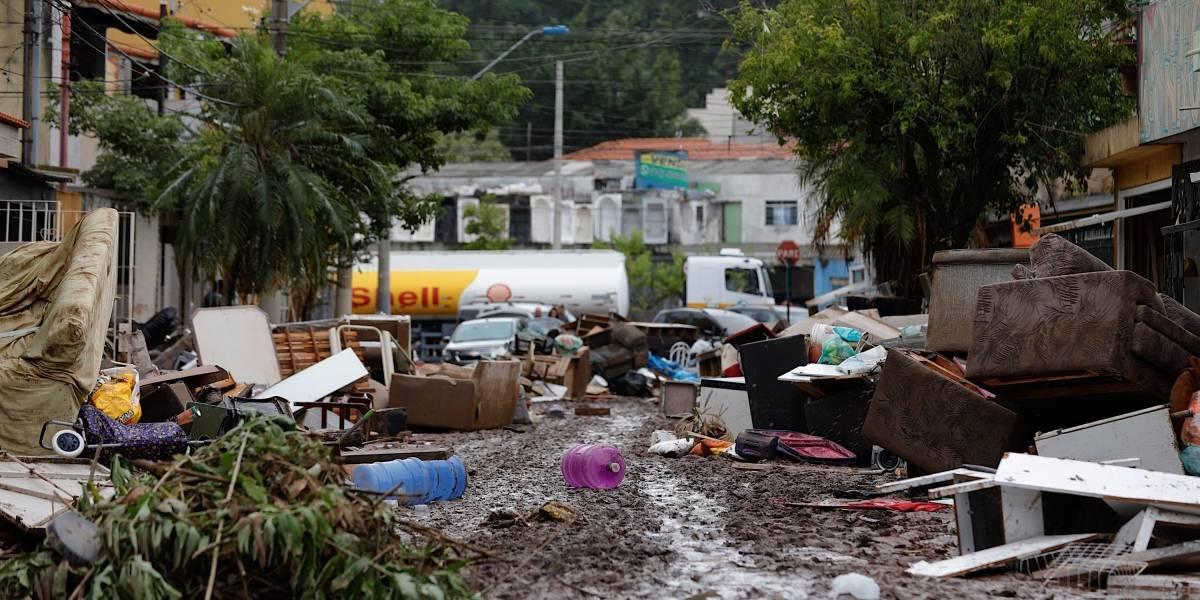 Vítimas de enchentes em São Caetano devem ter isenção do IPTU
