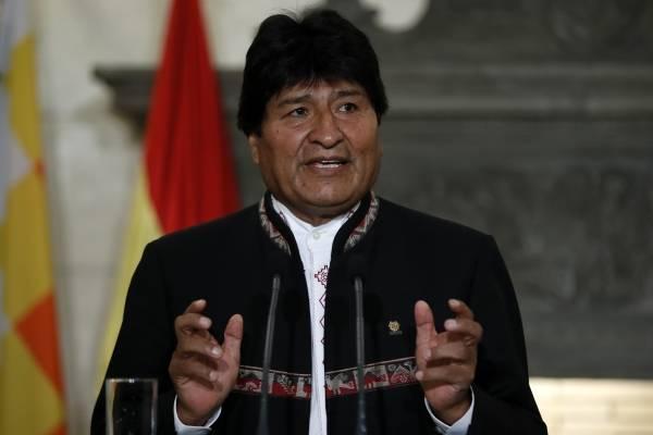 """Evo Morales y triunfo del Apruebo: """"Un nuevo pacto social construirá una sociedad más justa para su país"""""""