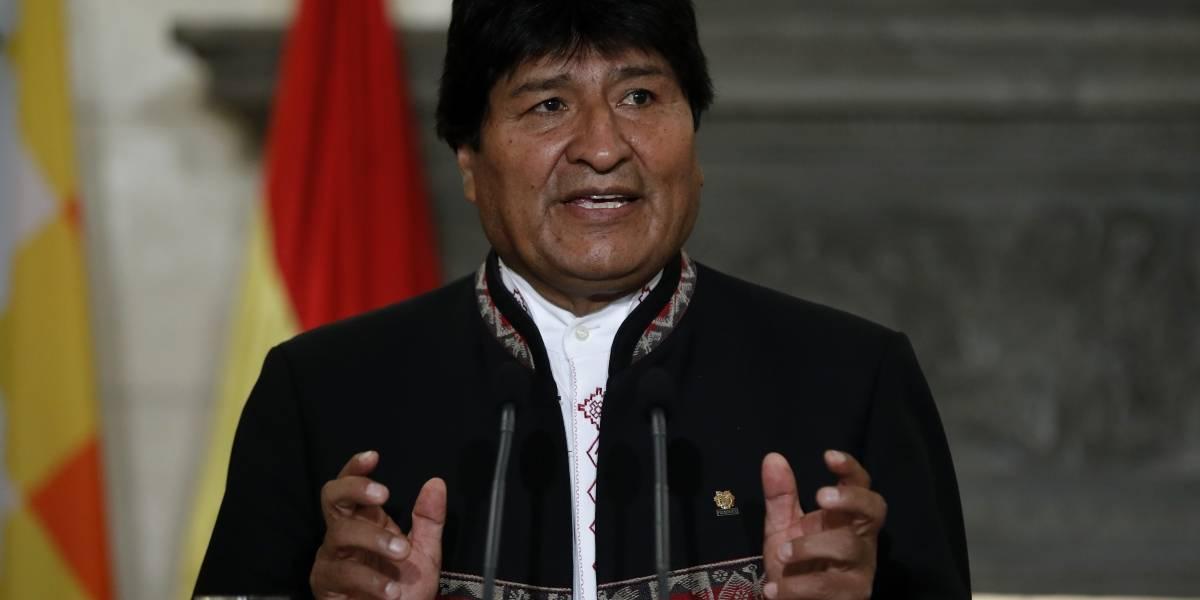 Evo Morales no se cansa: anuncia que irá a la ONU con reclamo marítimo mientras su canciller desglosaba el costo de la demanda en La Haya