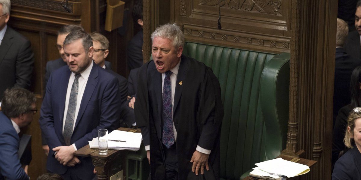 Parlamento británico vota nuevas opciones para el Brexit