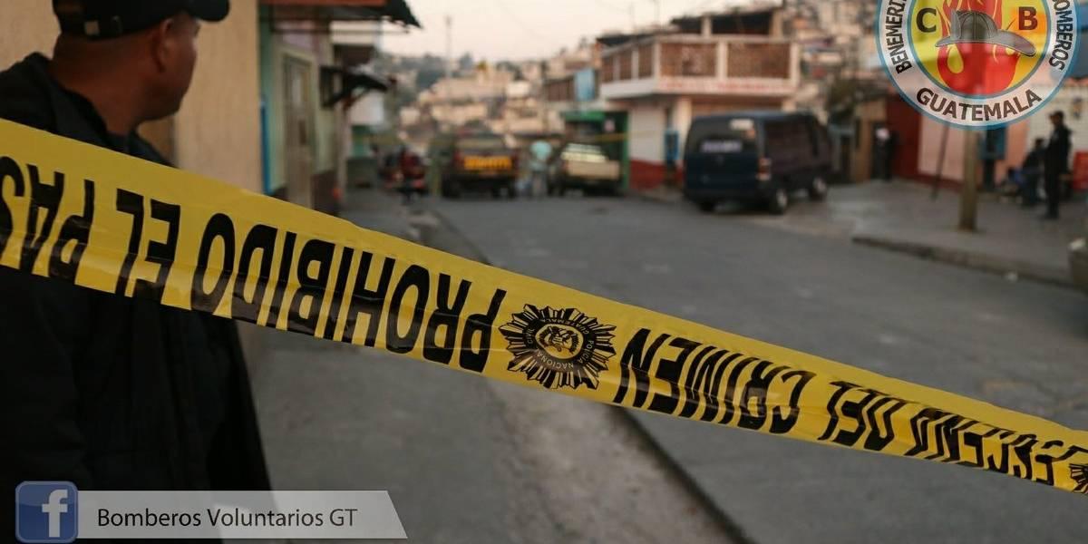 Ataques armados en la capital dejan dos muertos y un herido