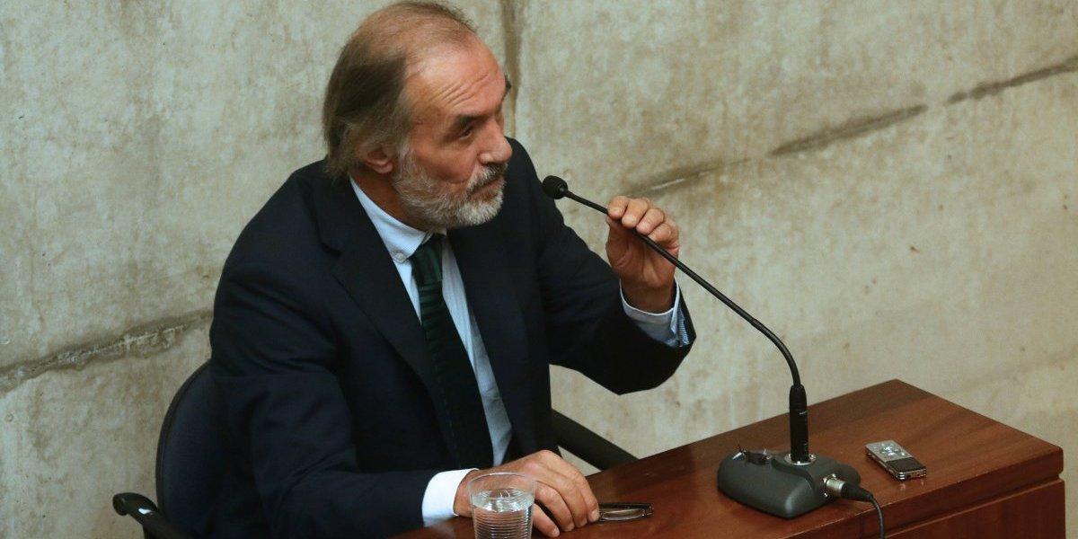 Caso Corpesca: ex senador Orpis inició su declaración en Tribunales para defenderse de los 21 años de cárcel que pide Fiscalía