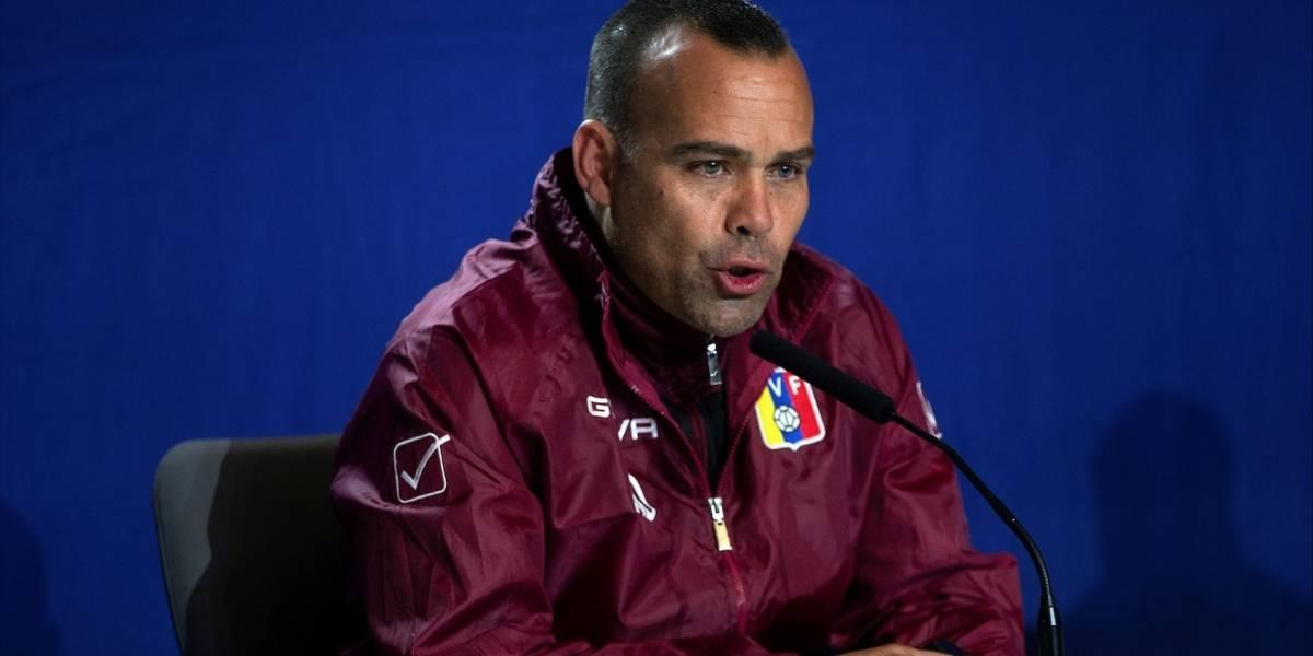 Rafael Dudamel cambia la selección de Venezuela por el Atlético Mineiro
