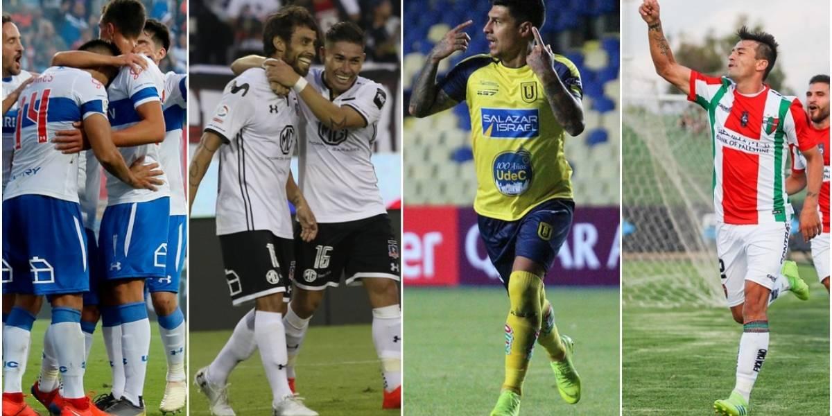 Semana clave: Todo lo que se juegan los clubes chilenos en la cargada semana de Libertadores y Sudamericana
