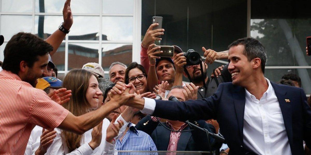 Tribunal Supremo de Venezuela anunció medidas cautelares a Juan Guaidó