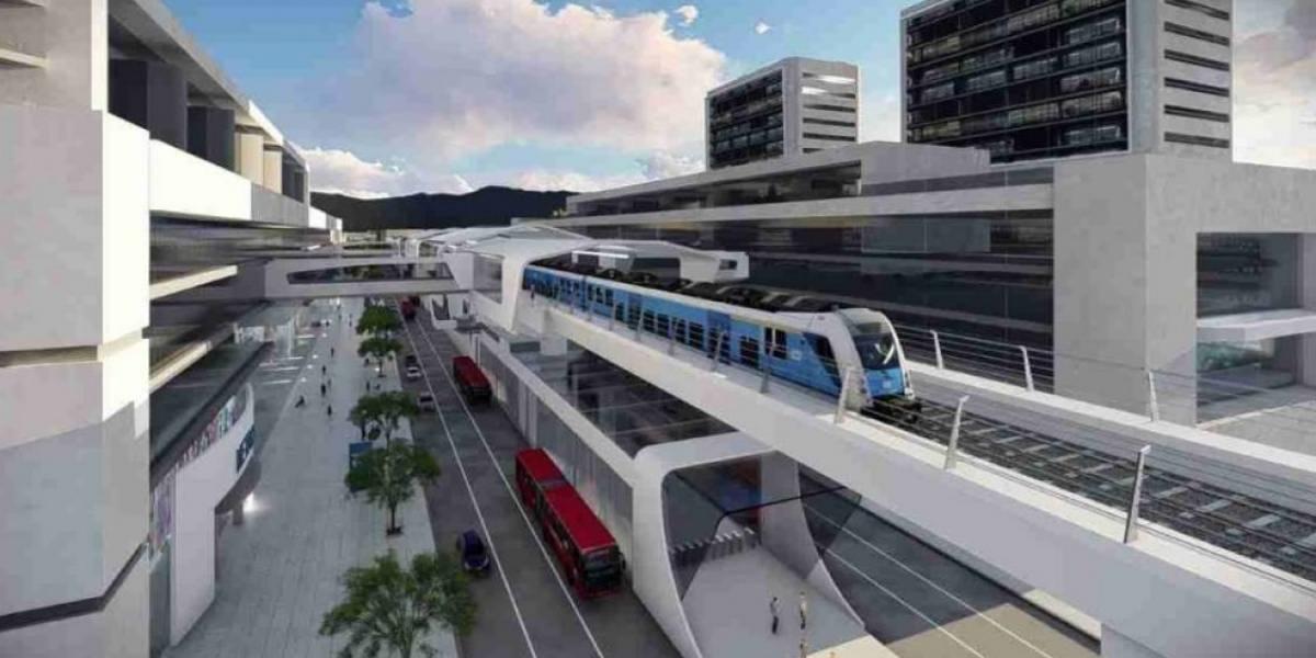 Tribunal niega la petición de hacer públicos los costos del metro elevado