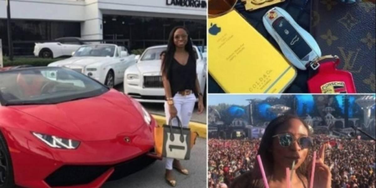 El salario con el que el padre de la joven del Lamborghini 'pagaba' sus lujos