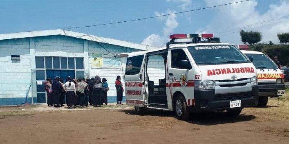 Un muerto y 11 heridos deja enfrentamiento entre comunitarios en Sololá