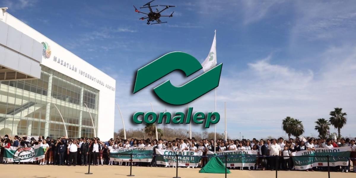 El CONALEP anuncia nueva carrera de Pilotaje de Drones