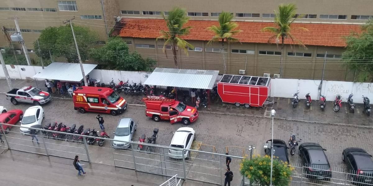 Tiroteio em universidade estadual deixa feridos na Paraíba