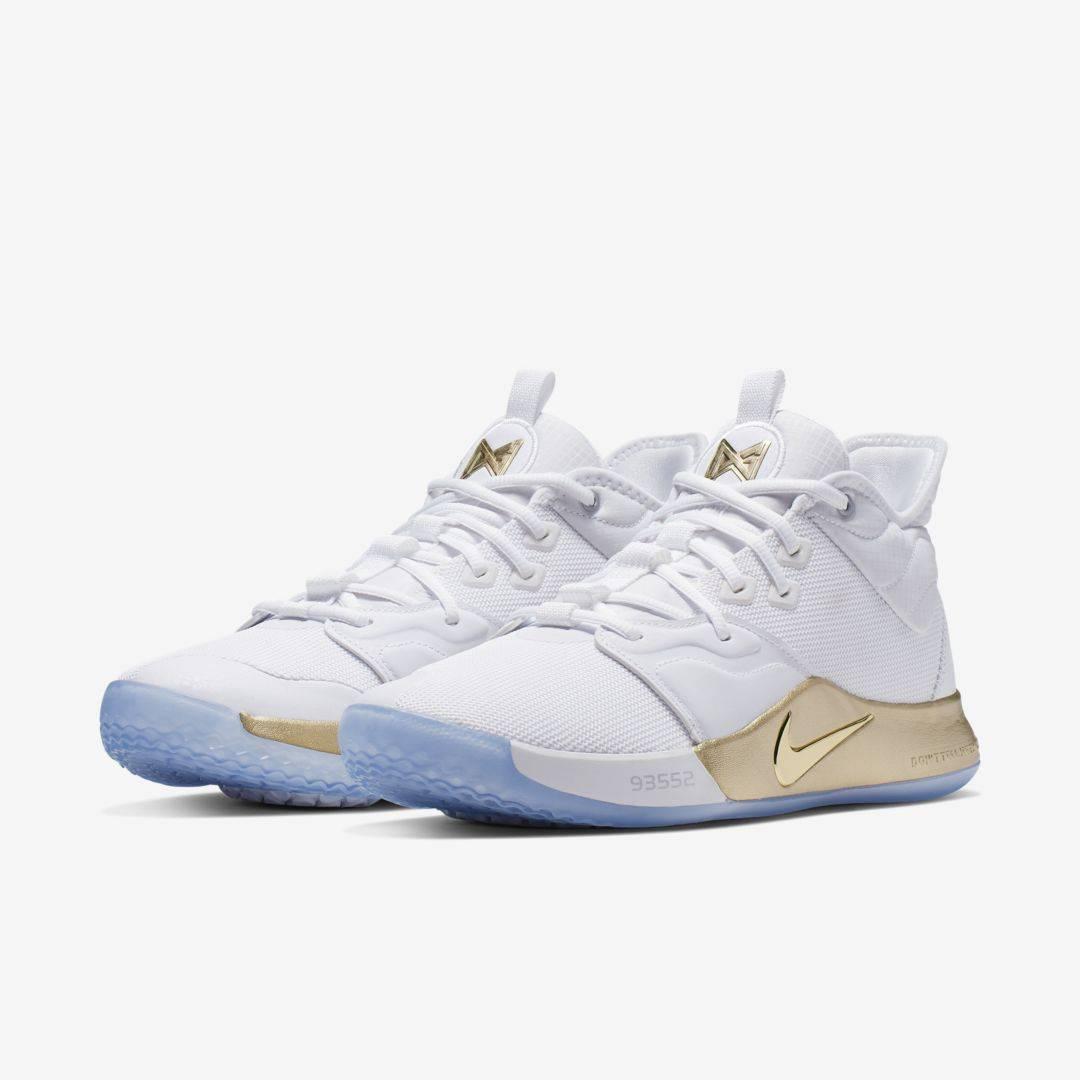 Las nuevas Nike PG 3 son un homenaje a las misiones Apollo de la NASA