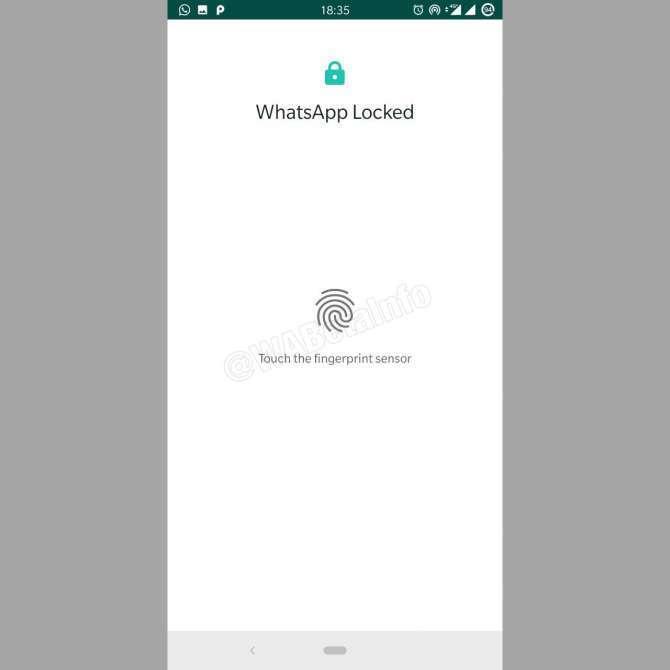 ¿Quieres bloquear WhatsApp con tu huella dactilar en Android? Muy pronto podrás