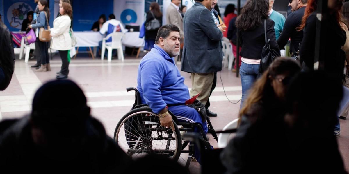 Primer año de la ley de inclusión: 12 mil personas con discapacidad se han incorporado al mercado laboral