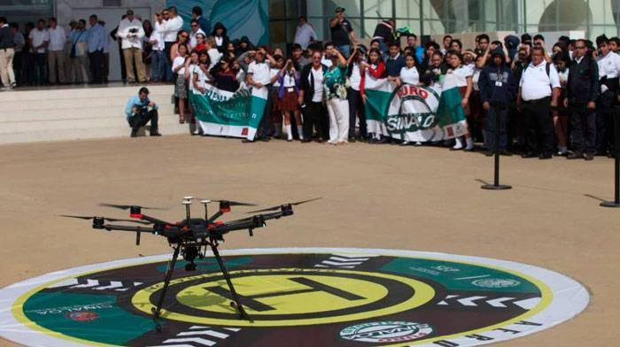 CONALEP Drones