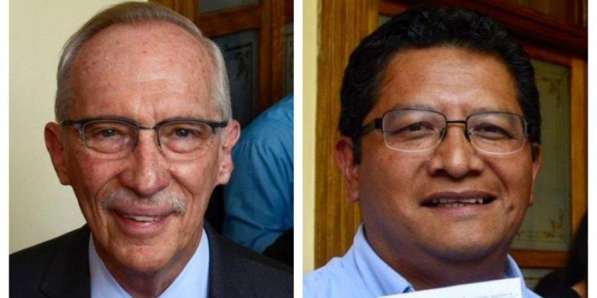 Binomios de los partidos Libre y Humanista reciben acreditaciones