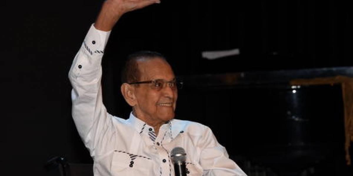 Franklin Domínguez: Testimonio palpable de una vida consagrada al teatro